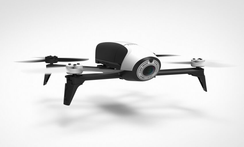 New Software Version for Parrot Bebop 2 - Which Drone